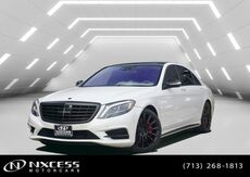 2015_Mercedes-Benz_S-Class_S 550 Sport Pkg Extra Clean._ Houston TX