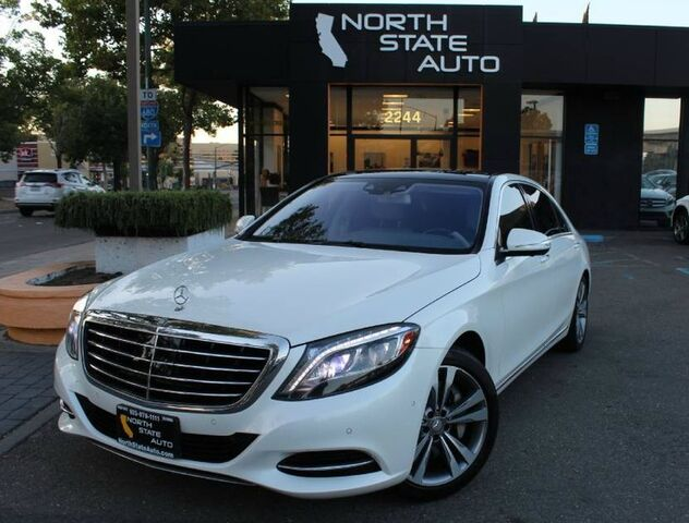 2015 Mercedes Benz S Class S 550 Walnut Creek CA ...