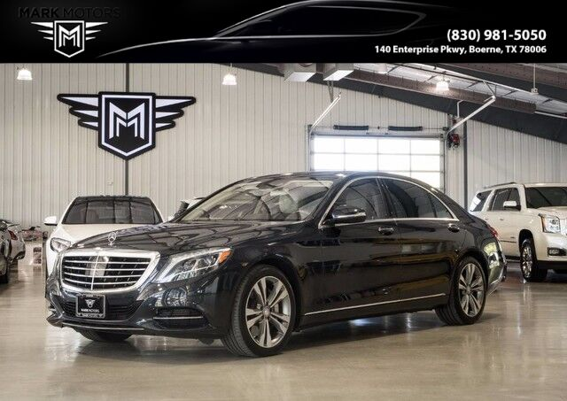 used 2015 mercedes benz s class sedan in boerne tx 2015 mercedes benz s
