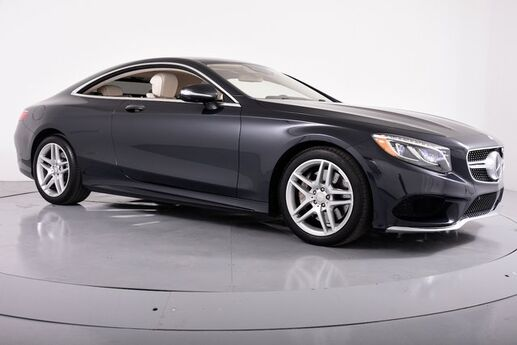 2015 Mercedes-Benz S-Class S 550 Dallas TX