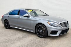 2015_Mercedes-Benz_S-Class_S 63 AMG_ Hickory NC