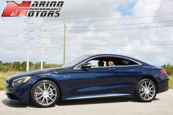 Mercedes-Benz S-Class S 63 AMG Coupe 2015