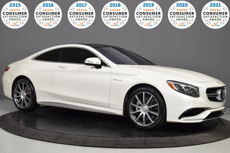 2015_Mercedes-Benz_S-Class_S 63 AMG_ Glendale Heights IL