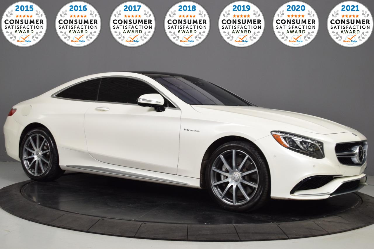 2015 Mercedes-Benz S-Class S 63 AMG Glendale Heights IL