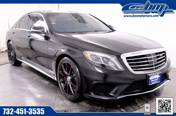 2015 Mercedes-Benz S-Class S 63 AMG® Rahway NJ