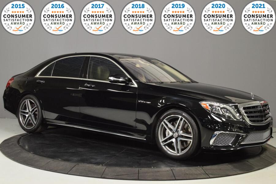 2015 Mercedes-Benz S-Class S 65 AMG Glendale Heights IL