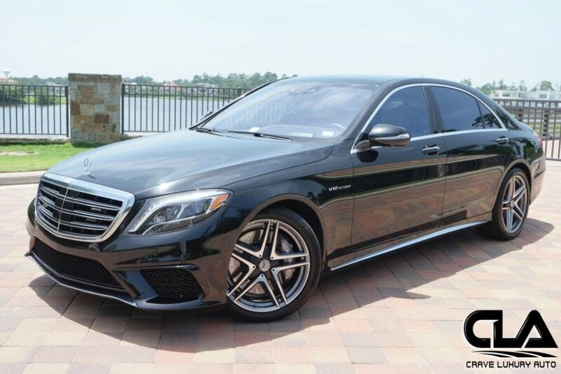 2015 Mercedes Benz S Class S 65 AMG The Woodlands TX