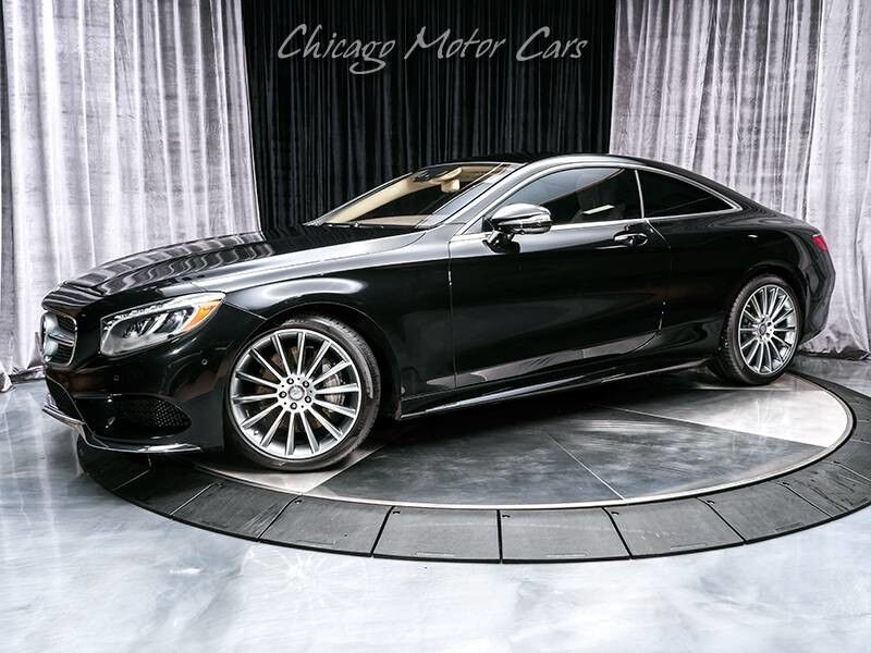 2015_Mercedes-Benz_S550 4 Matic_Coupe_ Chicago IL