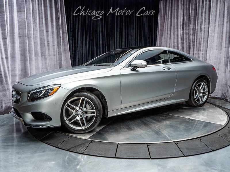 2015_Mercedes-Benz_S550_4 Matic Coupe MSRP $143,015+_ Chicago IL