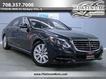 2015 Mercedes-Benz S550 4Matic 2 Owner Nav Pano Loaded