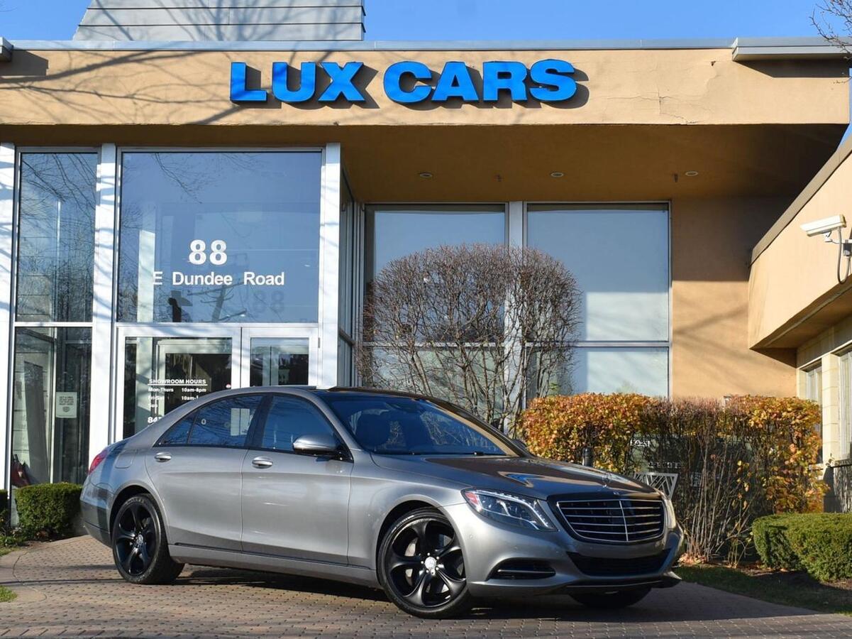 2015_Mercedes-Benz_S550_NAV P1 4MATIC MSRP $109,075_ Buffalo Grove IL