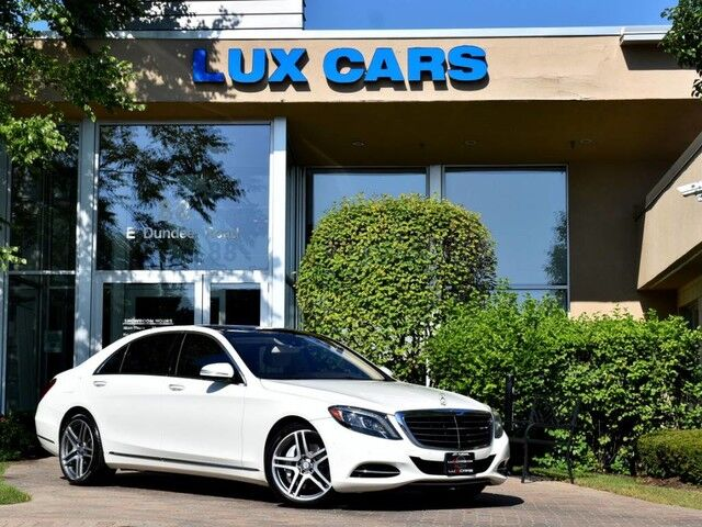 2015_Mercedes-Benz_S550_Panoroof Nav P1 4MATIC MSRP $109,460_ Buffalo Grove IL