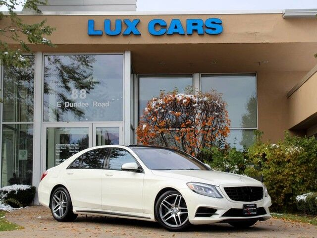 2015_Mercedes-Benz_S550_SPORT AMG NAV PANOROOF MSRP $116,360_ Buffalo Grove IL