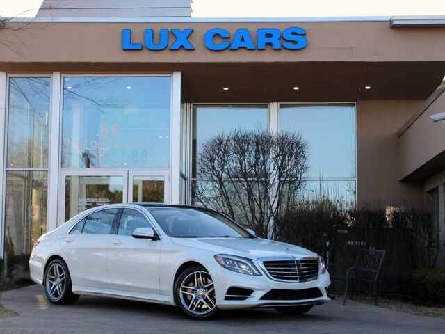 2015_Mercedes-Benz_S550_Sport Panoroof Nav Designo PKG 4MATIC MSRP $123,260_ Buffalo Grove IL