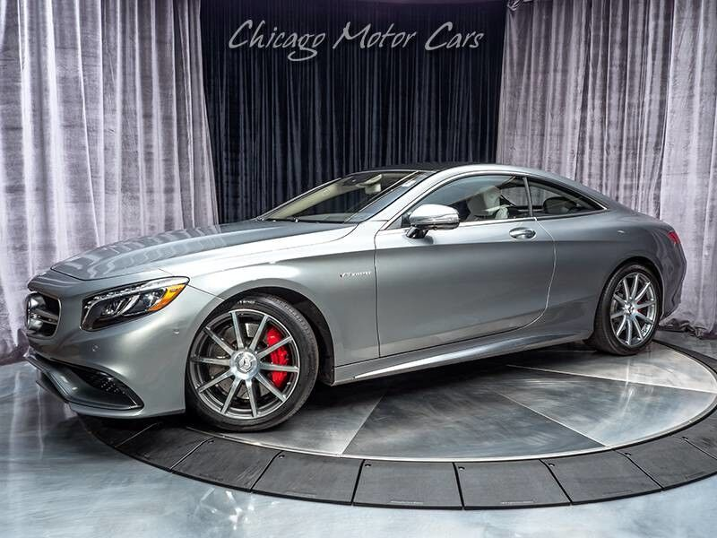 2015_Mercedes-Benz_S63 AMG 4 Matic_Coupe_ Chicago IL