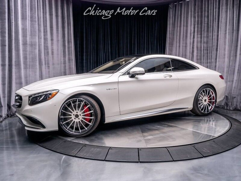 2015_Mercedes-Benz_S63 AMG_4 Matic Coupe MSRP $171,070+ Upgrades!_ Chicago IL