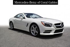 2015_Mercedes-Benz_SL_400_ Miami FL