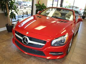Mercedes-Benz SL 550 SL 550 2015