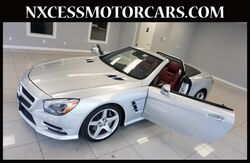 2015_Mercedes-Benz_SL-Class_SL 400 PANO-ROOF VENTILATED SEATS LOW MILS 1-OWNER._ Houston TX