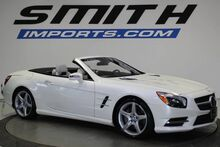 Mercedes-Benz SL-Class SL 550 $24K OPTIONS, DRIVER ASSISTANCE PKG, SPORT WHEEL PKG, ACTIVE BODY CONTROL, NIGHT VIEW 2015