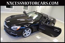 2015_Mercedes-Benz_SL-Class_SL 550 SPORT/PREMIUM PKG PANO-ROOF 1-OWNER._ Houston TX