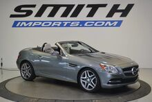 Mercedes-Benz SLK-Class SLK 250 7K OPTIONS, MULTIMEDIA PKG, SUPER RARE MANUAL TRANSMISSION 2015