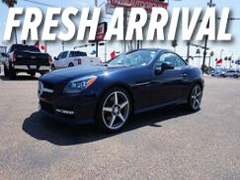 2015_Mercedes-Benz_SLK-Class_SLK 250_ Brownsville TX