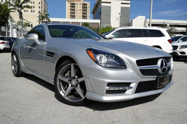 2015 mercedes benz slk 250 coral gables fl 24843937 for Mercedes benz coral gables fl