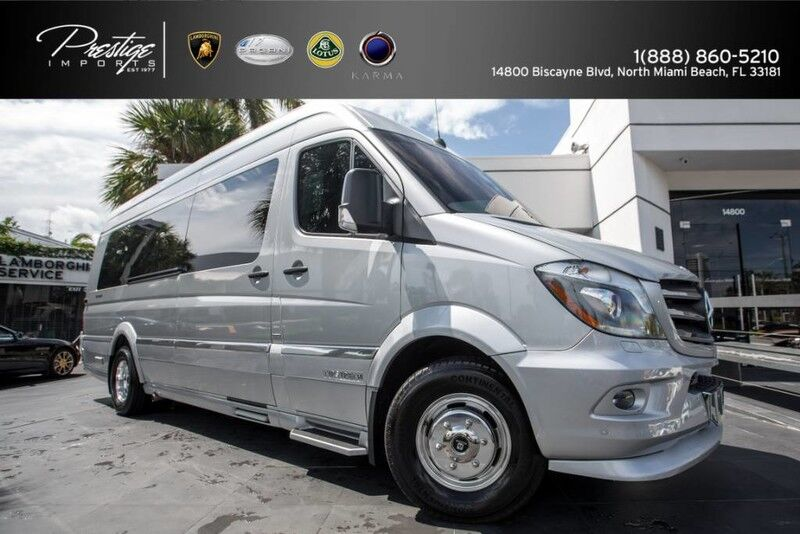 2015 Mercedes Benz Sprinter Airstream Autobahn North Miami