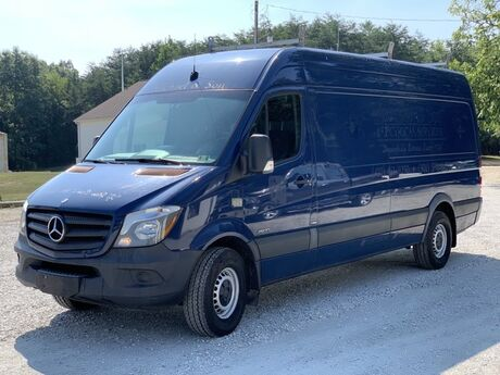 2015 Mercedes-Benz Sprinter Cargo Vans EXT Hightop Crozier VA