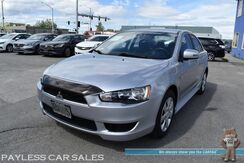 2015_Mitsubishi_Lancer_ES / Automatic / Auto Start / Bluetooth / Cruise Control / Power Locks & Windows / Air Conditioning / Low Miles / 34 MPG_ Anchorage AK