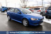 2015 Mitsubishi Lancer ES South Burlington VT