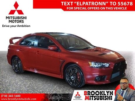 2015 Mitsubishi Lancer Evolution Brooklyn NY