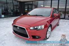 2015_Mitsubishi_Lancer_GT / 5-Spd Manual / Keyless Entry & Start / Bluetooth / Back Up Camera / 31 MPG_ Anchorage AK