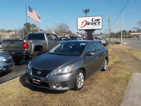 2015 NISSAN SENTRA SR, BUYBACK GUARANTEE, WARRANTY, NAVI, BLUETOOTH, HEATED SEATS, ONLY 34K MILES!! Virginia Beach VA