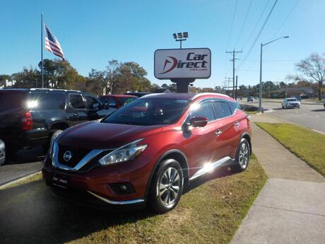 2015 NISSAN MURANO SL, BUY BACK GUARANTEE & WARRANTY, NAVI, BLUETOOTH, REMOTE START, ONLY 47K MILES! Virginia Beach VA