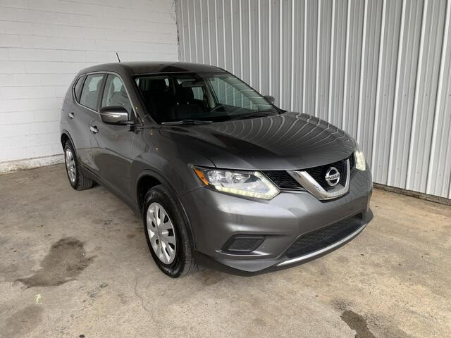 2015 NISSAN ROGUE                                Meridian MS