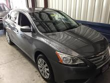 2015_NISSAN_SENTRA_4 DOOR SEDAN_ Austin TX