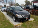 2015 NISSAN SENTRA SR, WARRANTY, BACKUP CAM, HEATED SEATS, NAV, SAT RADIO, KEYLESS START, KEYLESS ENTRY, BLUETOOTH,A/C!
