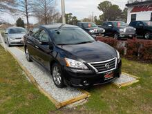 2015_NISSAN_SENTRA_SR, WARRANTY, BACKUP CAM, HEATED SEATS, NAV, SAT RADIO, KEYLESS START, KEYLESS ENTRY, BLUETOOTH,A/C!_ Norfolk VA