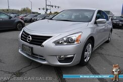 2015_Nissan_Altima_2.5 / Power Driver's Seat / Power Locks & Windows / Bluetooth / Back Up Camera / Cruise Control / 38 MPG_ Anchorage AK