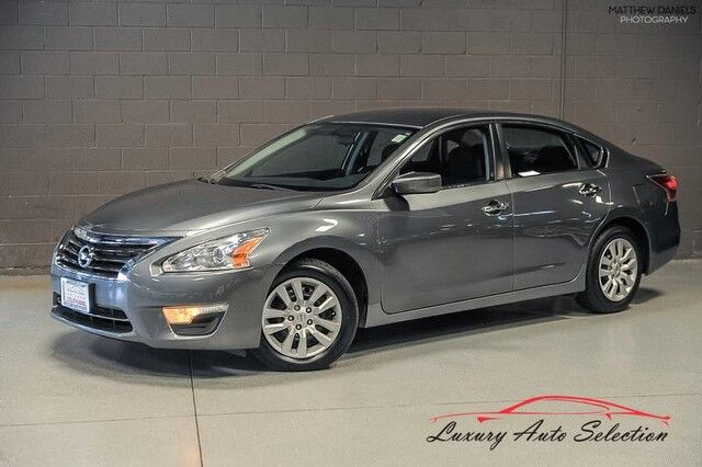 2015_Nissan_Altima 2.5 S_4dr Sedan_ Chicago IL