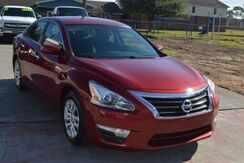 2015_Nissan_Altima_2.5 S_ Houston TX