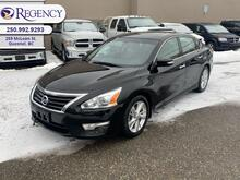 2015_Nissan_Altima_2.5 SL  - Sunroof -  Leather Seats_ Quesnel BC