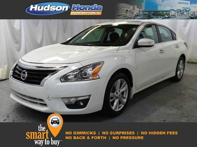 2015 Nissan Altima 2.5 SV West New York NJ