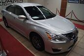 2015 Nissan Altima PREMIUM WITH SPORT PACKAGE AND SPOILER