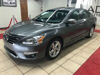 Nissan Altima SL WITH LEATHER, ROOF AND NAVIGATION 2015