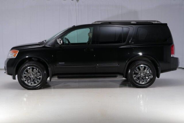 2015 Nissan Armada 4WD Platinum West Chester PA