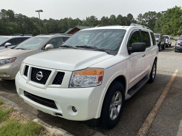 2015 Nissan Armada SV Monroe GA