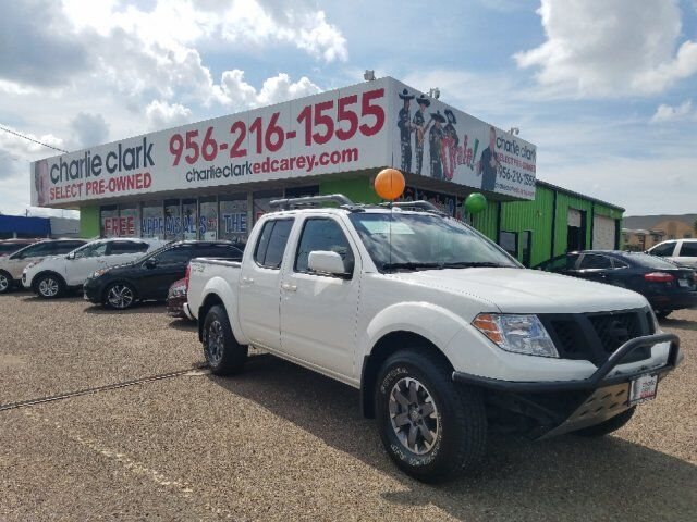 2015 Nissan Frontier PRO 4X Mission TX ...